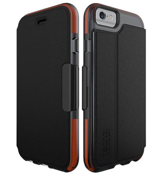 Tech21 Frame Wallet for iPhone 6 Black | Tradeline Egypt Apple