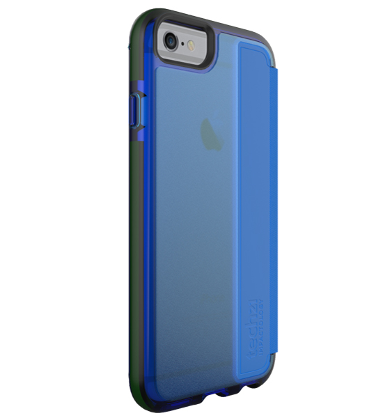 Tech21 Classic Shell with Cover iPhone 6 Blue | Tradeline Egypt Apple