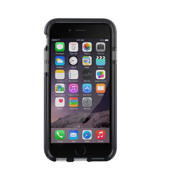 Tech21 Evo Band for iPhone 6 /6S Smokey/Black | Tradeline Egypt Apple