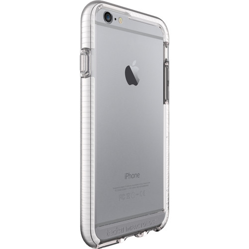 Tech21 Evo Band for iPhone 6 /6S Clear/White | Tradeline Egypt Apple