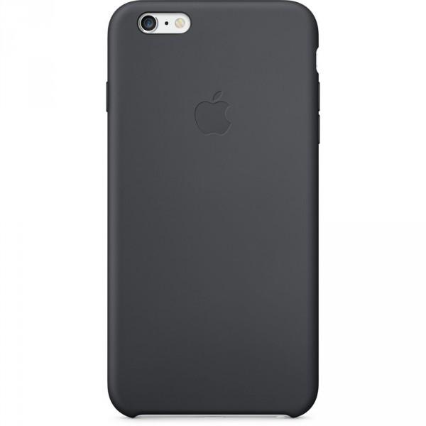 Apple iPhone 6/6s Plus Silicone Case Black | Tradeline Egypt Apple
