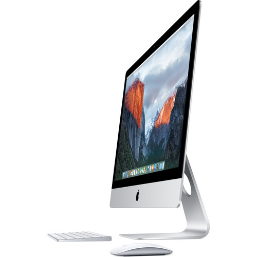 iMac 21.5 -inch, Core i5 1.6GHz/8GB/1TB/Intel HD Graphics 6000