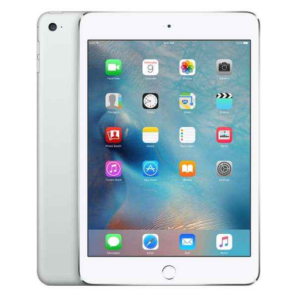 iPad mini 3 16GB Wi-Fi Cell Silver | Tradeline Egypt Apple
