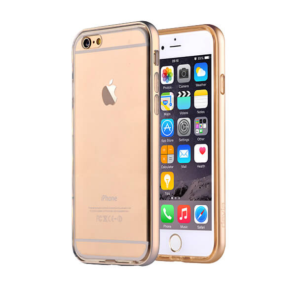 Devia Fresh For 6/6S Champagne Gold | Tradeline Egypt Apple