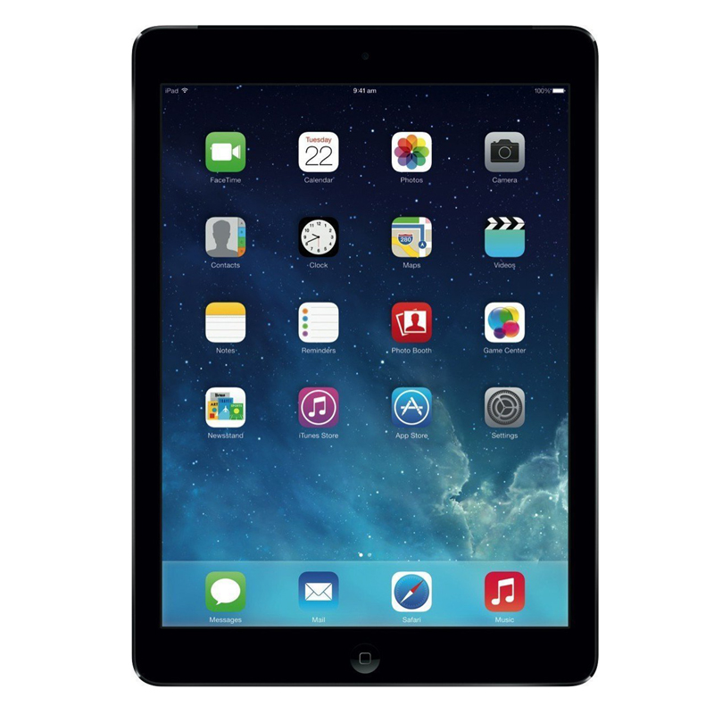 iPad Air 2 Wi-Fi Cell 128GB Space Gray | Tradeline Egypt Apple
