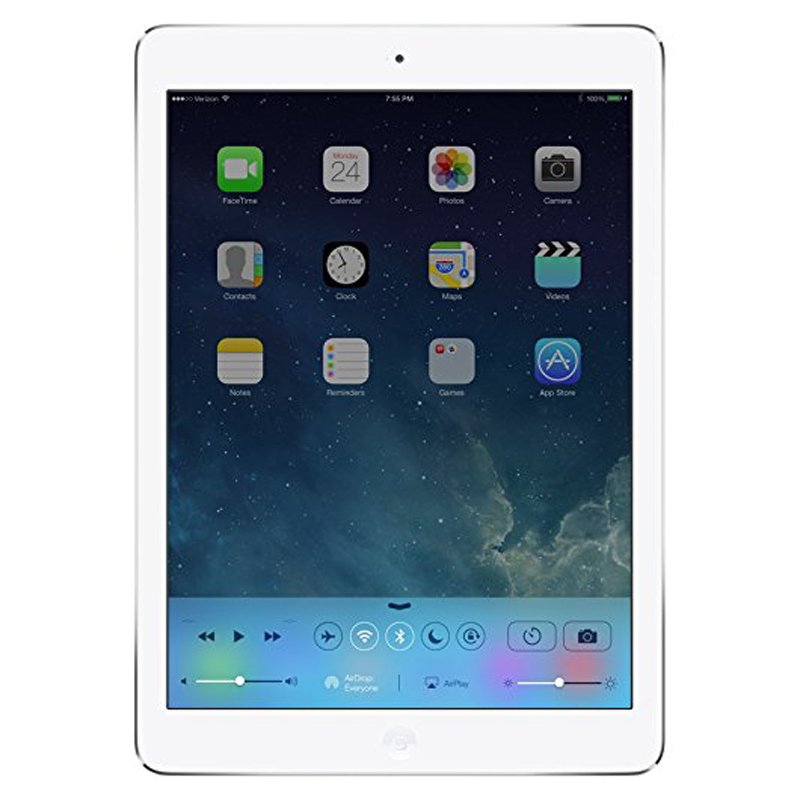 iPad Air Wi-Fi 16GB Silver | Tradeline Egypt Apple