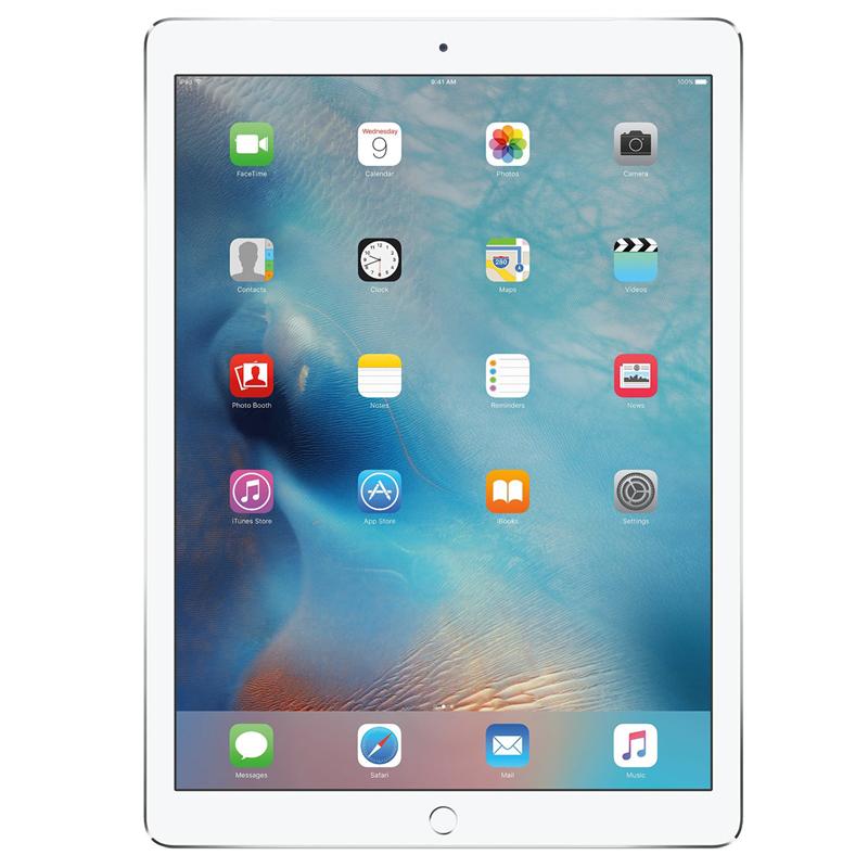 "iPad Pro 12.9"" Wi-Fi Cell 128GB Silver | Tradeline Egypt Apple"