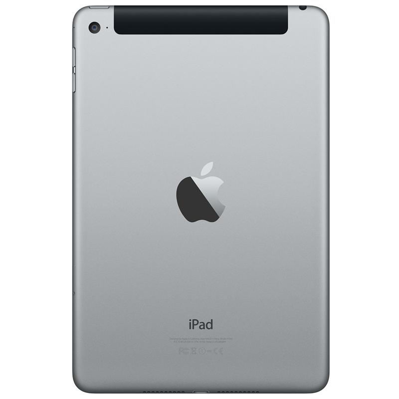 iPad mini 4 Wi-Fi Cell 128GB Space Gray