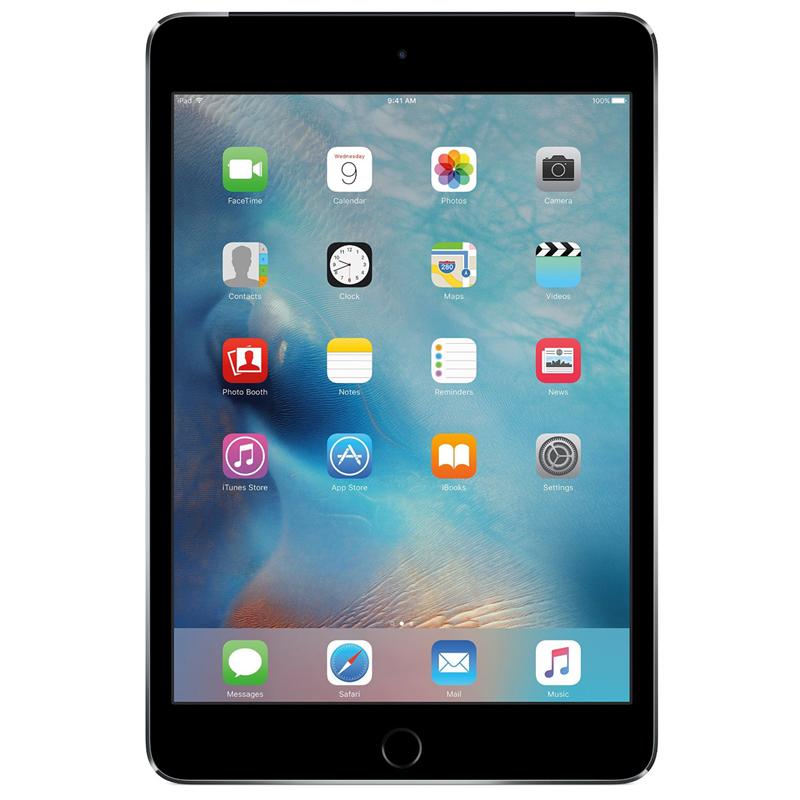 iPad mini 4 Wi-Fi Cell 16GB Space Gray   Tradeline Egypt Apple