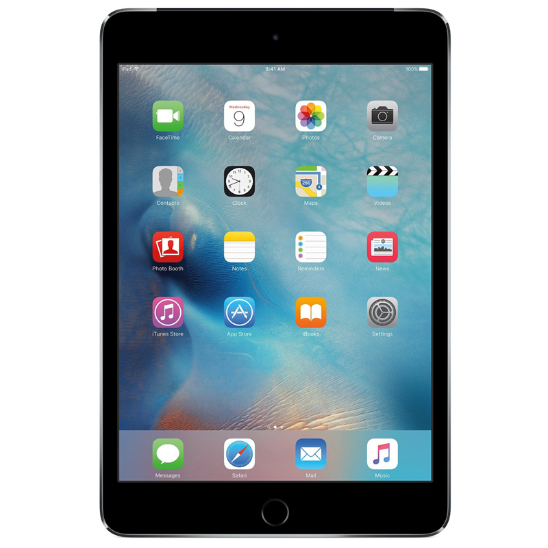 iPad mini 4 Wi-Fi Cell 64GB Space Gray | Tradeline Egypt Apple