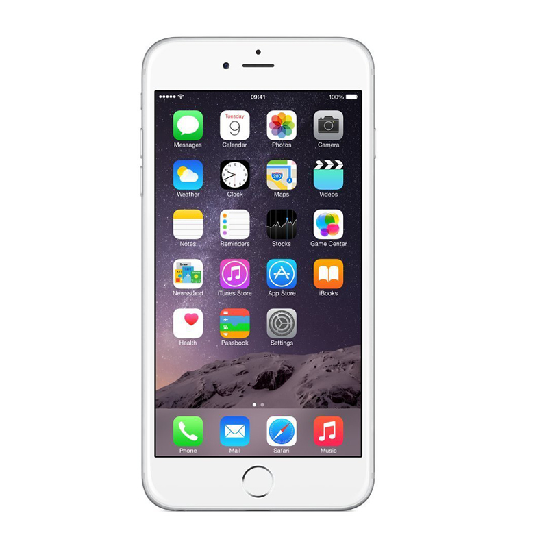 iPhone 6 Plus 64GB Silver | Tradeline Egypt Apple