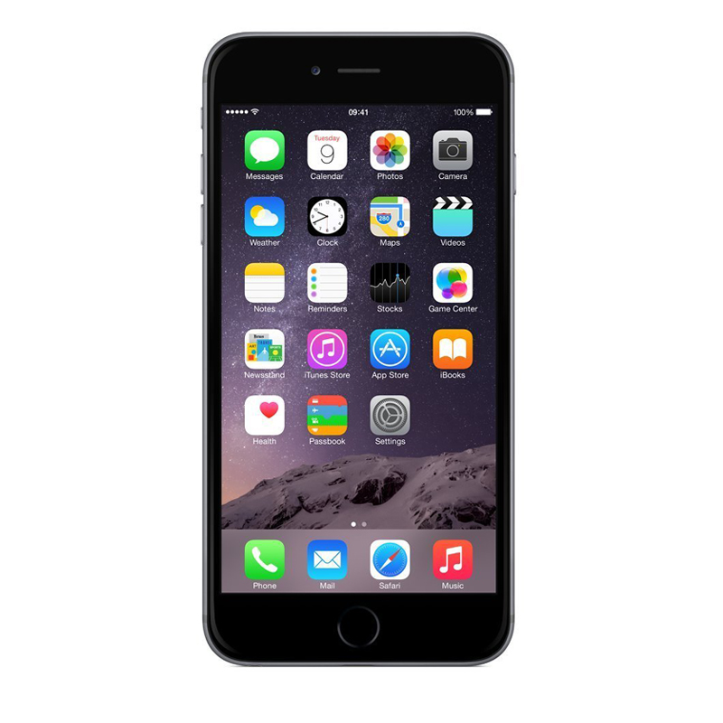iPhone 6 Plus 64GB Space Gray | Tradeline Egypt Apple