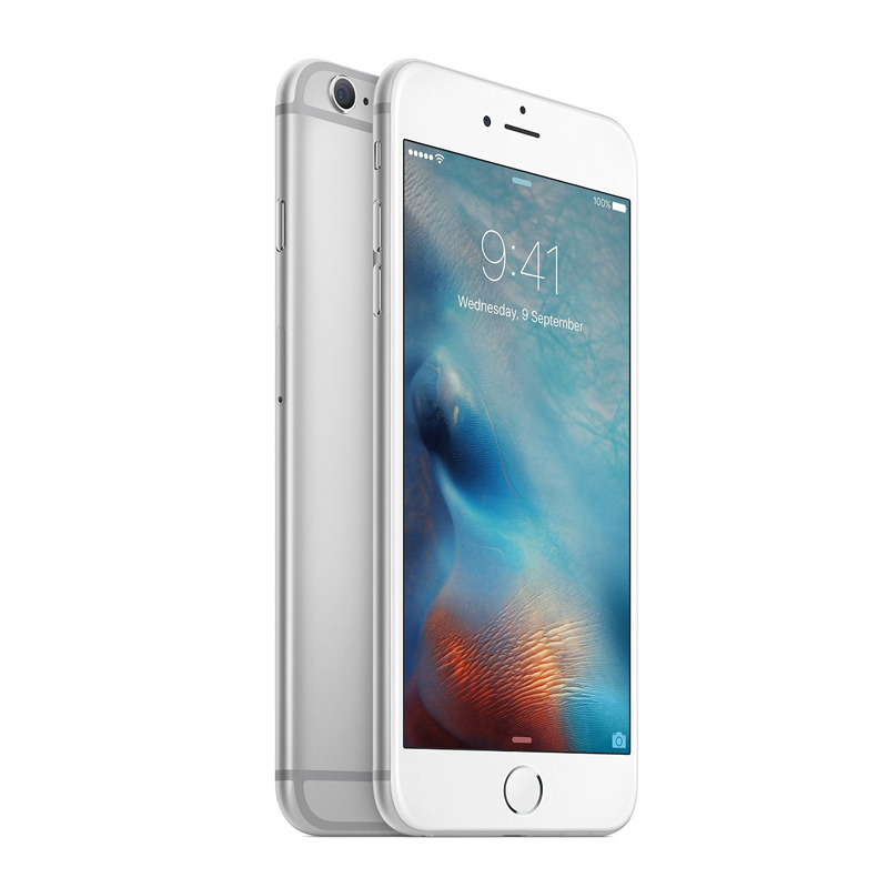 iphone 6s plus 128gb silver tradeline stores. Black Bedroom Furniture Sets. Home Design Ideas