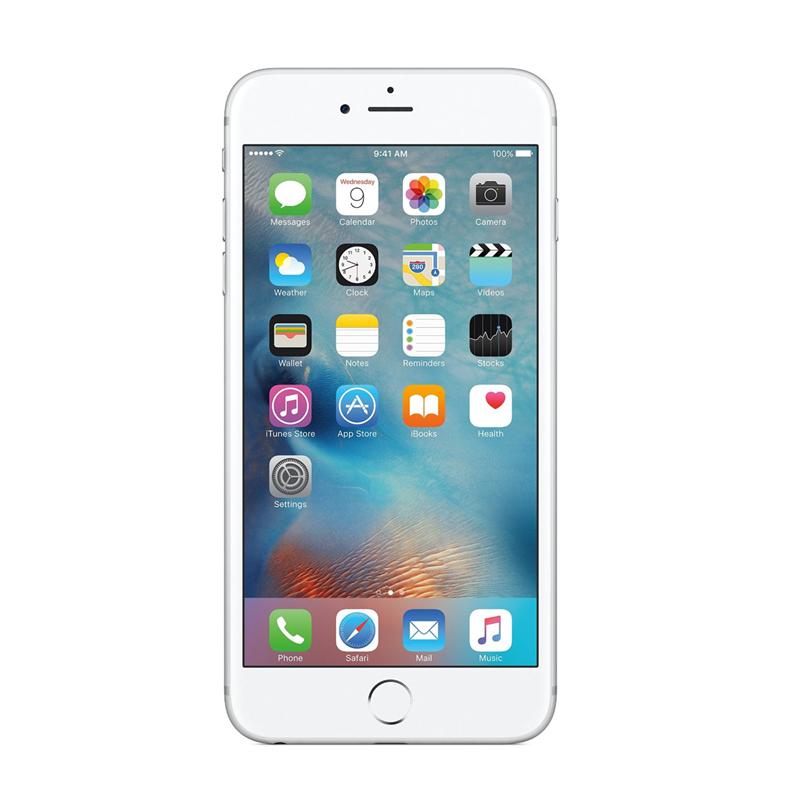 iPhone 6s Plus 16GB Silver | Tradeline Egypt Apple