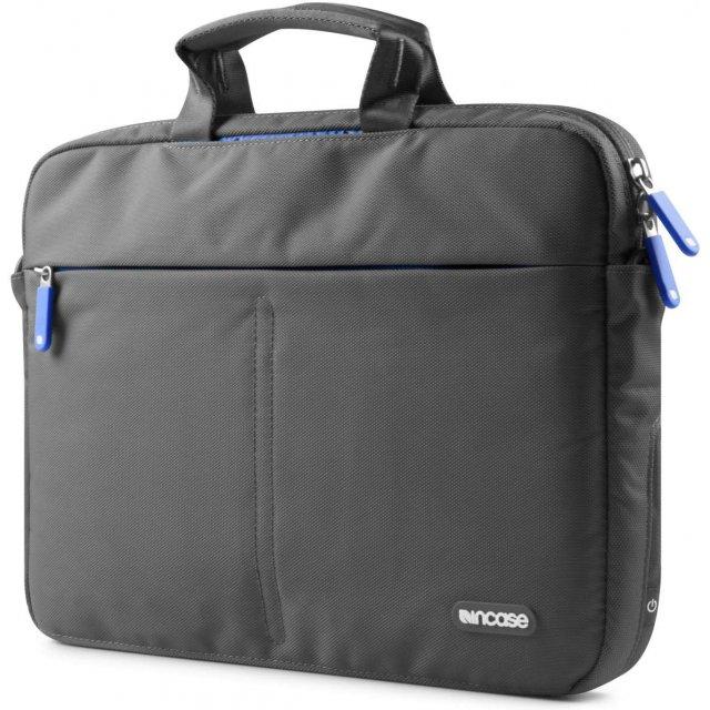 "Incase Sling Sleeve Deluxe For MacBook Pro 15"" With Retina Display Charcoal/Cobalt | Tradeline Egypt Apple"