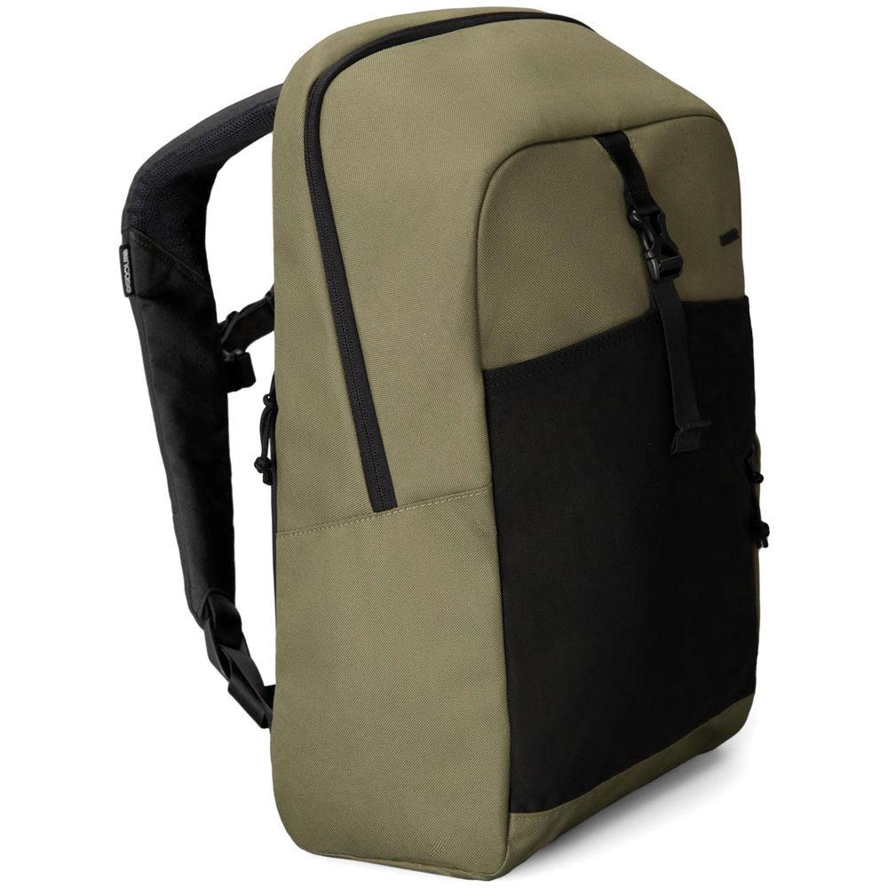 Incase Cargo Backpack Olive/Black | Tradeline Egypt Apple