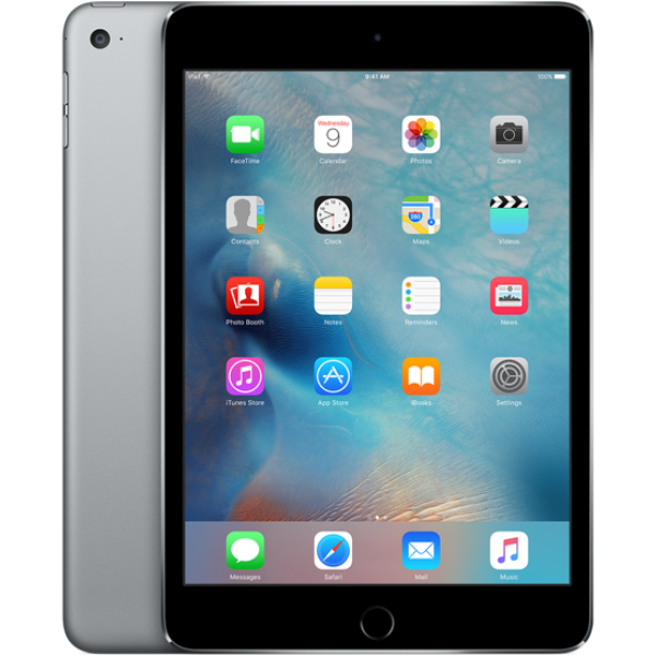 iPad mini 3 16GB Wi-Fi Cell Space Gray | Tradeline Egypt Apple