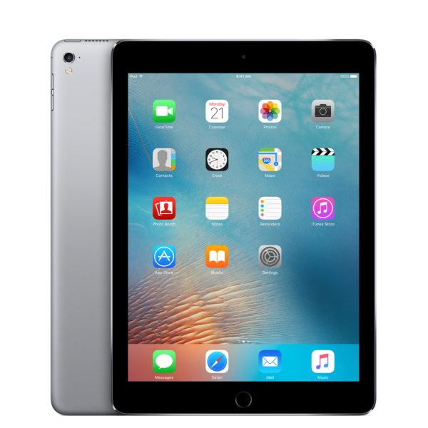 "iPad Pro 9.7"" 32GB Wi-Fi Cell Space Gray 