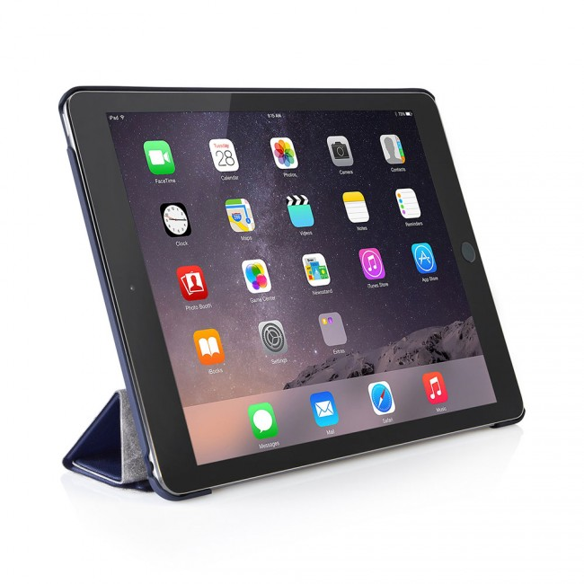 Pipetto Luxe Origami Navy iPad Air 2