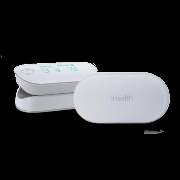 Wireless Pulse Oximeter | Tradeline Egypt Apple