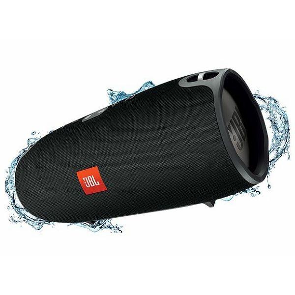JBL Xtreme Portable Bluetooth Speaker Black | Tradeline Egypt Apple