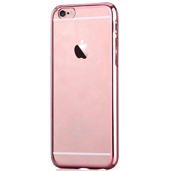 Devia Fresh For 6/6S Rose Gold | Tradeline Egypt Apple